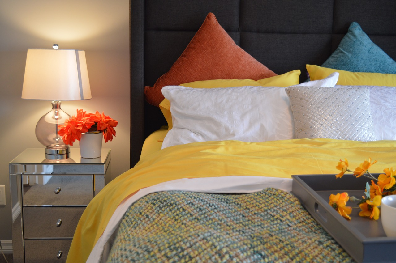 Laagjes licht in je slaapkamer