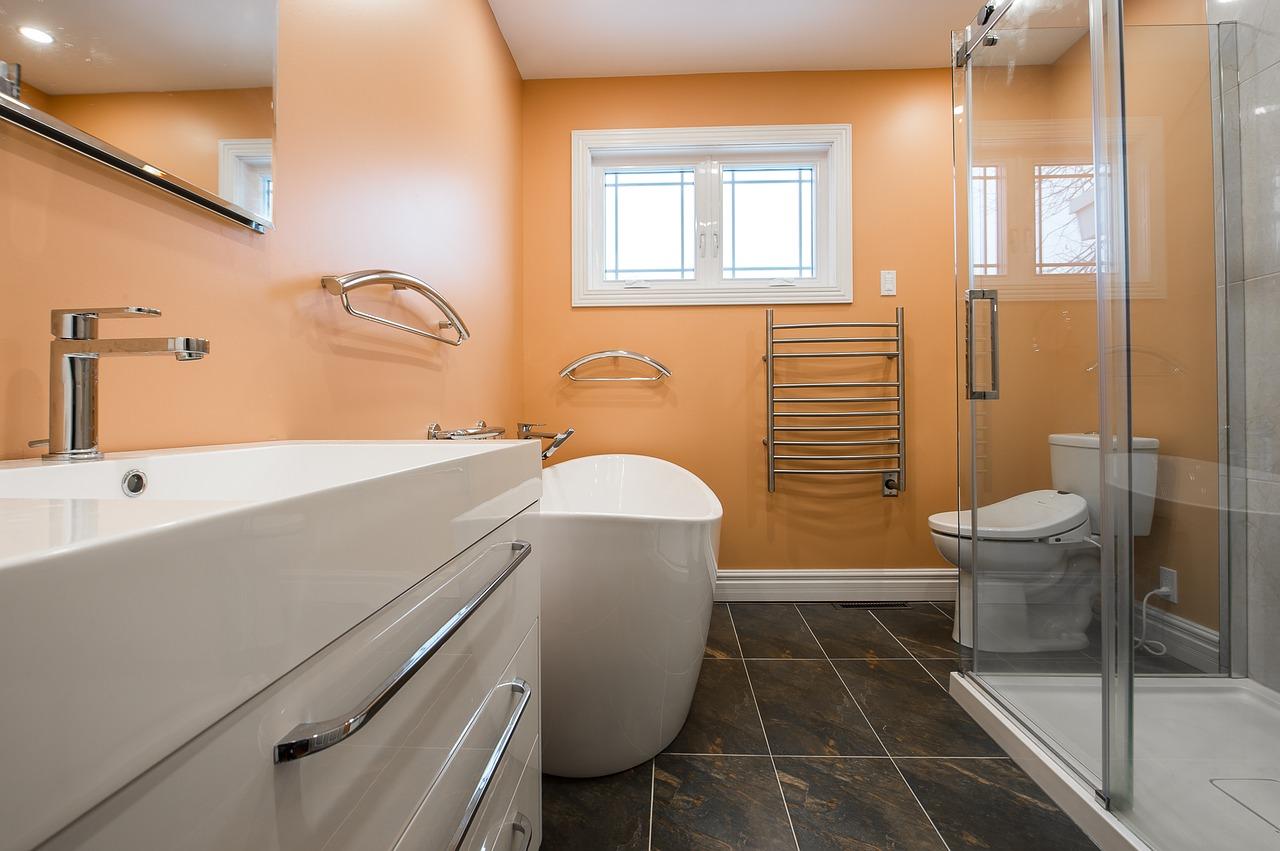 De badkamer helemaal verbouwen